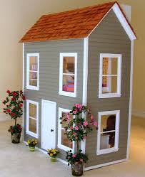 Miniature Dollhouse Plans Free by American Dollhouse American Dollhouse American
