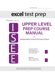 excel test study guides and books
