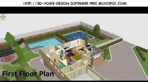 Easy Floor Plan Software Mac by Best 3d Home Design Software For Win Xp 7 8 Mac Os Linux Free