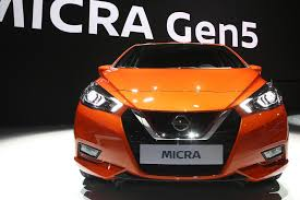 nissan micra top model boring to bold next gen 2017 nissan micra unveiled by car magazine