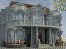 luxury classic villa exterior u2013 modern house