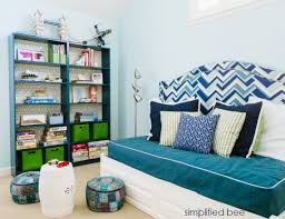 client reveal playroom and guest room design simplified bee