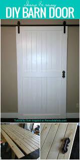 Closet Door Ideas Diy by Best 25 Barn Door Hardware Ideas On Pinterest Diy Barn Door