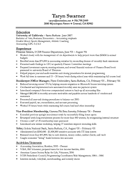 Resume Sample Volunteer by Bookkeeping Resume Examples Free Resume Example And Writing Download