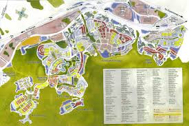 Large Map Of Florida by Celebration Florida Google Search Disney Does Urban Planning