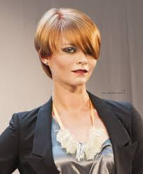 long bang pixie haircut popular long hairstyle idea