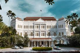 in singapore mixed feelings as raffles hotel arcade shutters for