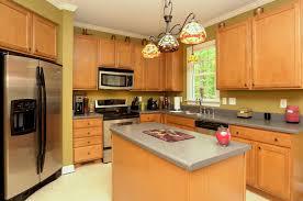Kitchen Cabinet Colors 2014 by Kitchen Elegant Oak Kitchen Cabinets Ideas Decorating Ideas