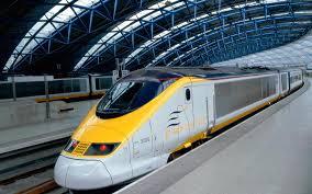 Eurostar Penghubung Pantas London dan Paris