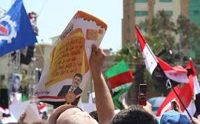 الإخوان يعلنون إخلاء الشوارع الجانبية