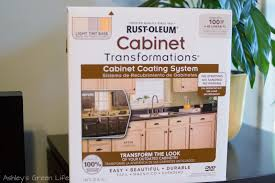 ashley u0027s green life how i transformed my kitchen cabinets from