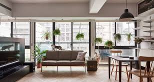 Loft Shelving by Architects Turn A Cramped Apartment Into A Gorgeous Loft Where The