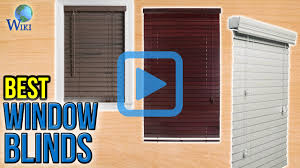 top 8 window blinds of 2017 video review