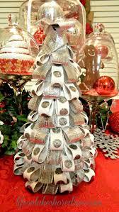 diy christmas table decorations pinterest home