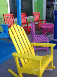 Excellent Colorful Patio Chairs  In Office Desk Chairs With - Colorful patio furniture