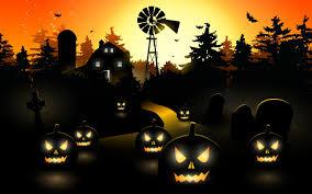 2016 halloween images download evil pumpkin apple zombie scary