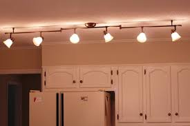 Track Lighting For Kitchens by Feature Friday Updating A 1980 U0027s Kitchen Southern Hospitality
