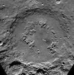 Lunar Pioneer: Craters on the Schrödinger pyroclastic cone
