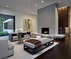 RanchStyle Homes With Modern Interior Style - Modern style homes design