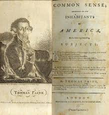 images about THOMAS PAINE on Pinterest Written by Thomas Paine  the pamphlet criticized British monarchary  calling it corrupt