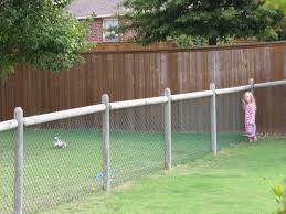 triyae com u003d backyard fence ideas for dogs various design