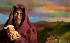 """""""最后的晚餐""""画中的耶稣与犹大——肖像的差异 - 警醒的仆人 - 警醒的仆人"""