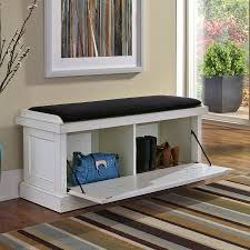 shop home styles nantucket transitional distressed white storage