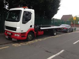 daf lf45 demountable recovery truck 2003 in sandwell west