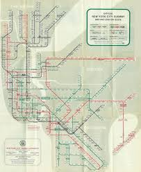 Brooklyn New York Map by 19 Best Subways New York Images On Pinterest New York City