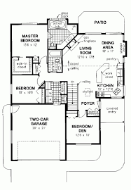 10 Car Garage Plans Two Story House Plans With Three Car Garage Arts