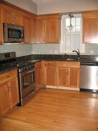 good looking brown varnished mahogany wood kitchen cabinets with labor cost to install a tile backsplash for interior drain idolza the red carpet blog flooring in portsmouth nh bc floor store backsplash home color