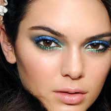 summer 2016 makeup trends glittering eye makeup spring 39 s prettiest hair and makeup trends plus expert tips to get them right