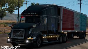 american volvo trucks volvo vnl mod for american truck simulator ats
