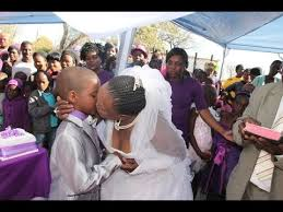 Year Old Boy Married a    Year Old Woman   South Africa YouTube