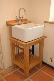 washstand for small belfast sink kitchen plotting pinterest