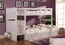 Ashley White Bedroom Furniture Bedroom Wonderful Bunk Beds With Stairs For Kids Bedroom
