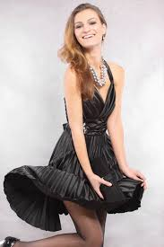 sukienka karanwałowa