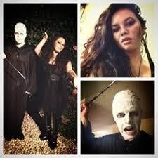 Bellatrix Lestrange Halloween Costume Lord Voldemort Special Effect Voldemort
