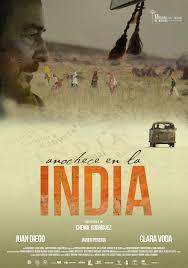 Anochece en la India