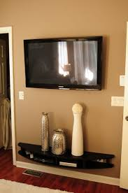 Tv Cabinet Wall Design Top 25 Best Wall Mounted Tv Ideas On Pinterest Mounted Tv Decor