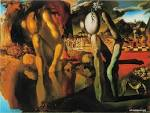 Wallpapers Backgrounds - Salvador Dali Wallpapers Paintings Art Desktop