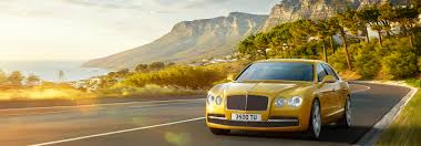 flying spur features bentley motors