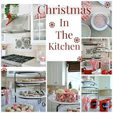 Christmas Decor In The Home 100 Kitchen Christmas Decorating Ideas Kitchen Decorating