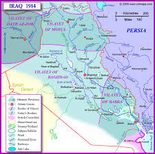 Lake Powell Map Musings On Iraq