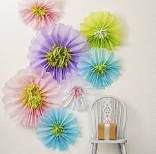 Wisteria Home Decor by Wall Decoration With Flowers Decorative Flowers