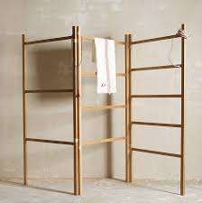 home design wooden clothes drying rack sprinklers interior