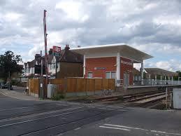 Mitcham Eastfields railway station