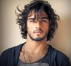 hairstyles for black men curly hair