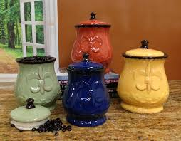 decorative kitchen canisters sets kitchen cabinets