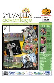 halloween city adrian michigan sylvania advantage first nov 2016 by sylvaniaadvantage issuu